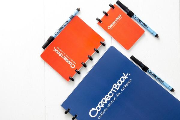 Correctbook various formats