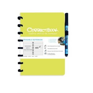 Correctbook-A5 with a logo 400x400