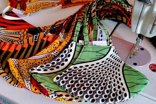 Pamba colorful mouth masks