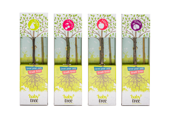 Baby Tree packages