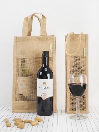 mesh wine bags