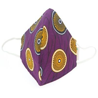 Fair trade Pamba face masks 400