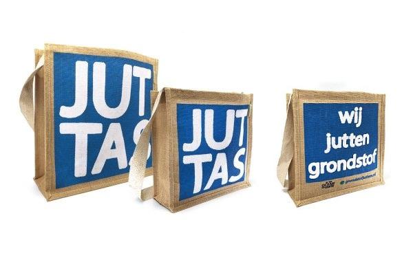 Jutbag custom made