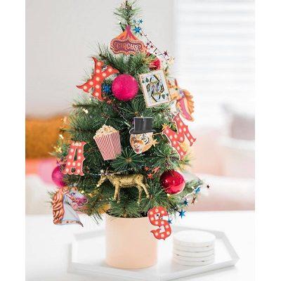 Circus kerstboom